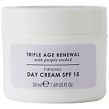 Botanics Triple Age Renewal Day Cream SPF 15
