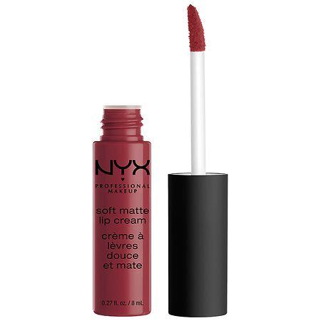 NYX Professional Makeup Soft Matte Lip Cream - 0.27 oz.