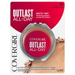 CoverGirl Outlast All Day Matte Finish Powder Medium to Deep