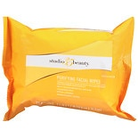 Studio 35 Purifying Natural Facial Wipes