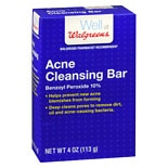 Walgreens Acne Cleansing Bar