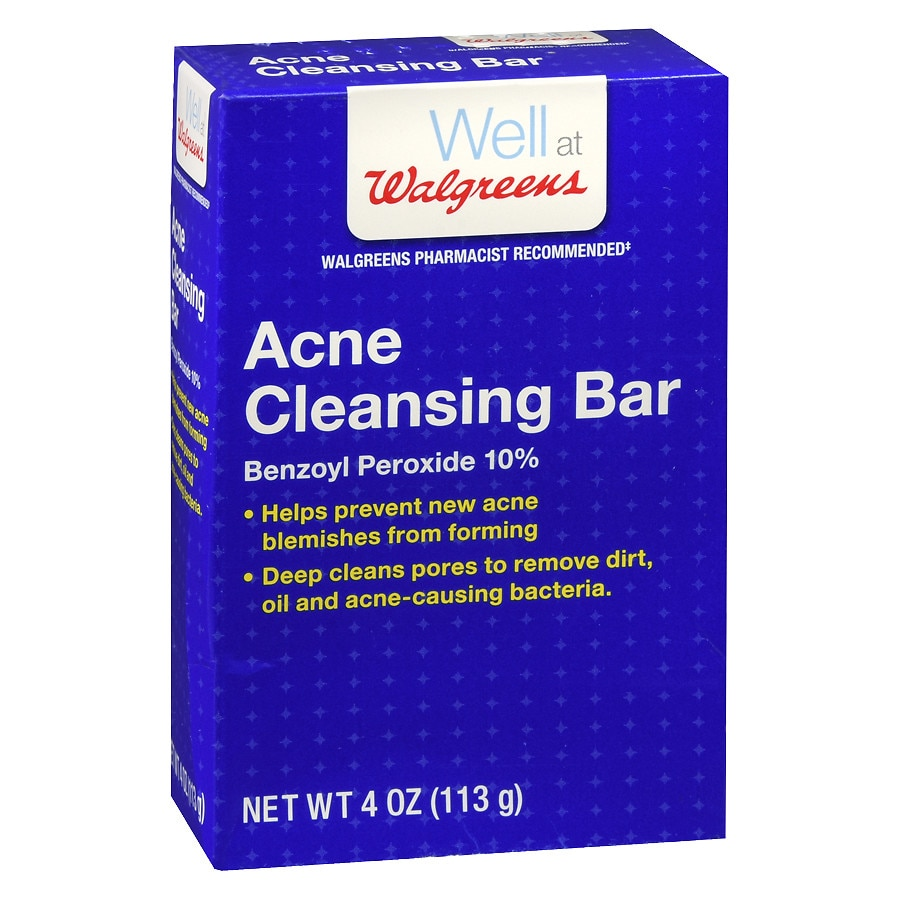 Acne Bar Soap With Benzoyl Peroxide - Creepingthyme.info