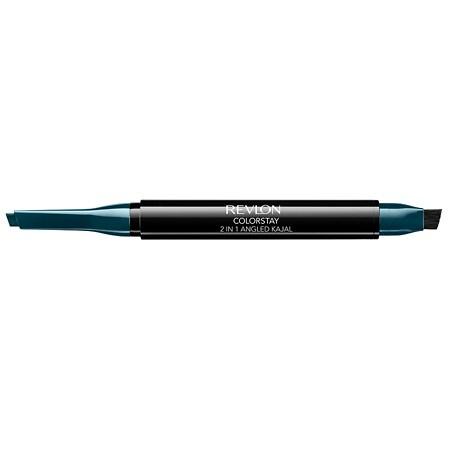 Revlon ColorStay 2-In-1 Angled Kajal Eyeliner - 0.01 oz.