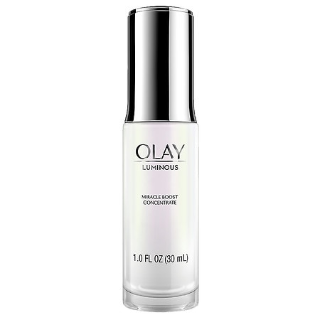 Olay Regenerist Luminous Miracle Boost Concentrate & Face Booster - 1 oz.