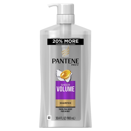 Pantene Pro-V Sheer Volume Shampoo - 30.4 oz.