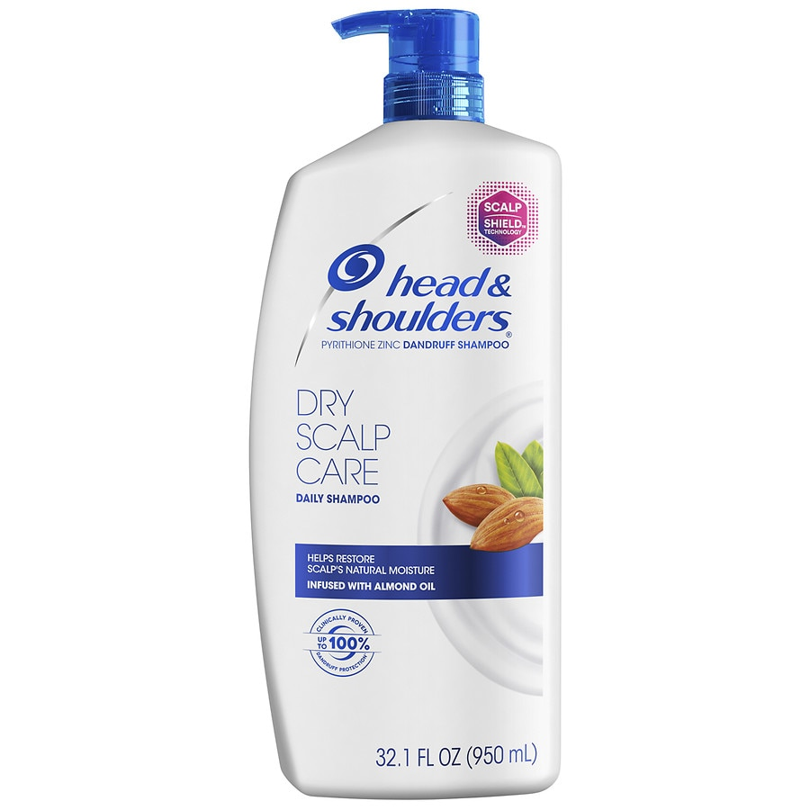 Head Shoulders Dry Scalp Care With Almond Oil Anti Dandruff