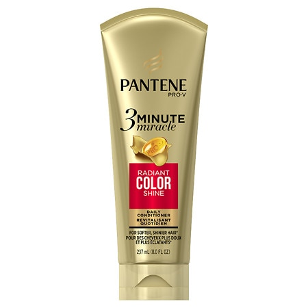 Pantene Pro-V 3 Minute Miracle Radiant Color Deep Conditioner - 8 oz.