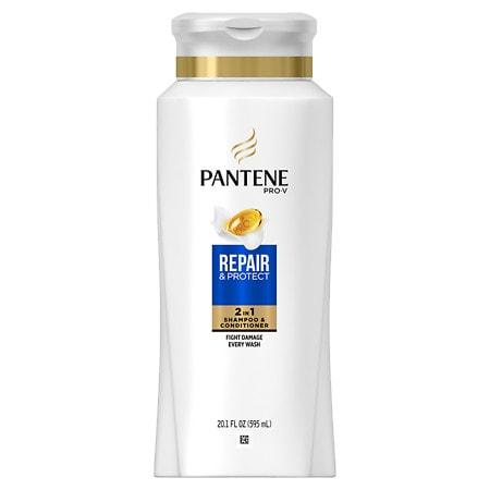 Pantene Pro-V Repair & Protect 2-In-1 Shampoo & Conditioner - 20.1 oz.