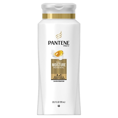 Pantene Pro-V Daily Moisture Renewal 2-In-1 Shampoo & Conditioner - 20.1 oz.