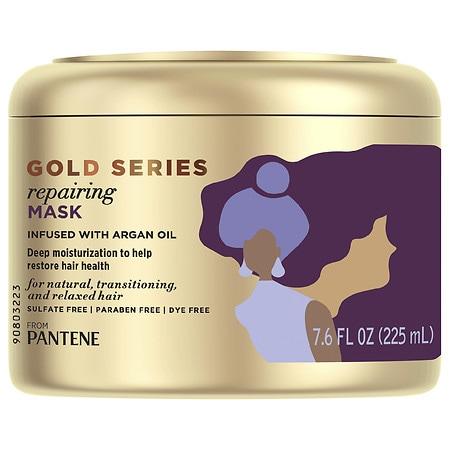 Pantene Pro-V Gold Series Repairing Mask Treatment - 7.6 oz.