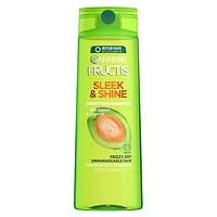 Deals on 2 Garnier Fructis Sleek & Shine Shampoo Frizzy Dry 12.5Oz