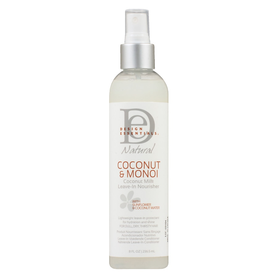 Design Essentials Coconut Monoi Nourishing Leave In Conditioner
