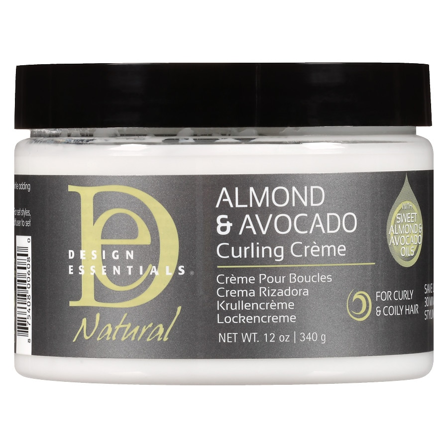 Design Essentials Natural Almond Avocado Curling Creme Walgreens