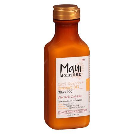 Maui Moisture Coconut Oil Shampoo Walgreens