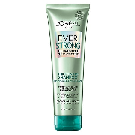 Loreal Everstrong Thickening Shampoo 8.5 Oz.