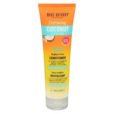 Marc Anthony True Professional Curl Conditioner Coconut Cream - 8.4 oz.