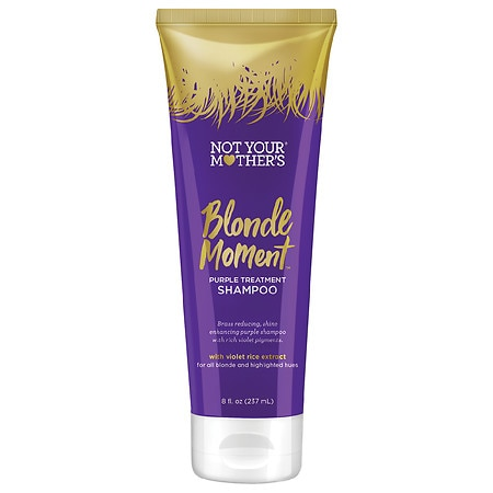 Not Your Mother's Blonde Moment Treatment Shampoo - 8 oz.
