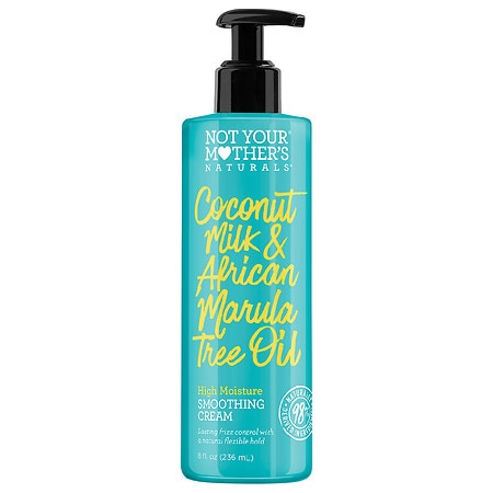 Not Your Mother's Smoothing Cream Coconut Milk & Marula Oil - 8 oz.