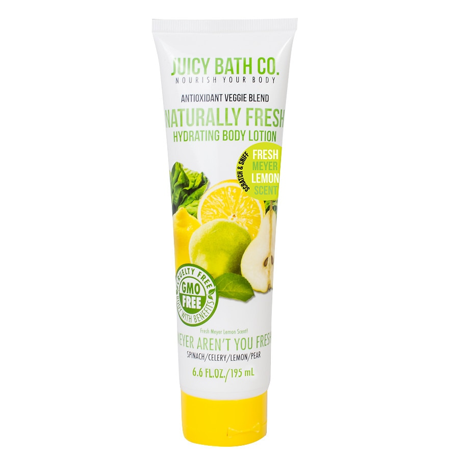 Image result for juicy bath hydrating body lotion meyer lemon