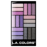 L.A. Colors 18 - color Eyeshadow Strange Love