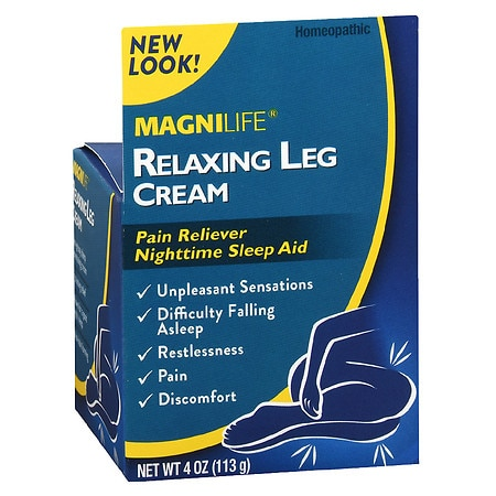 MagniLife Relaxing Leg Cream - 4 oz.