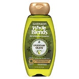 Garnier Whole Blends Replenishing Shampoo Legendary Olive, For Dry Hair