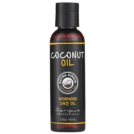 Renpure Coconut Oil Renewing Dry Oil - 3.75 oz.