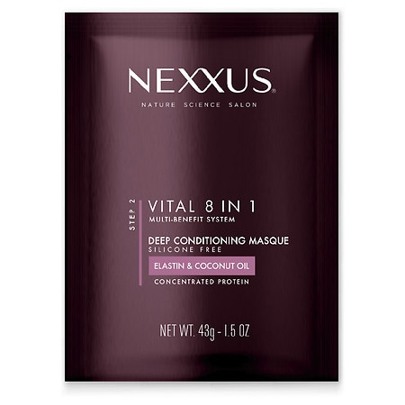 Nexxus Vitall 8-in-1 Masque for Normal to Fine Hair - 1.5 oz.