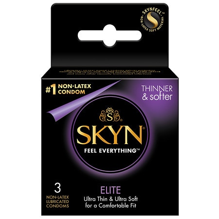 LifeStyles Skyn Elite Condoms - 3 ea