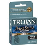 Trojan BareSkin Condoms