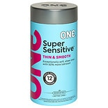 One Super Sensitive Condoms