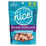 Nice! Deluxe Mixed Nuts Lightly Salted with Sea Salt