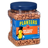 Planters Party Pack Peanuts Honey Roasted