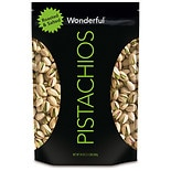 Wonderful Pistachios Pouch Roasted & Salted