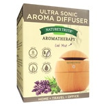 Nature's Truth Aromatherapy Wood-Look Diffuser