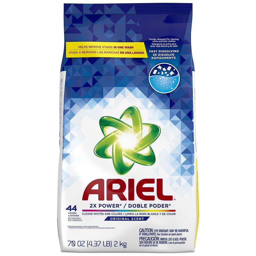 Ariel Laundry Detergent Regular Bag 14 Loads | Walgreens