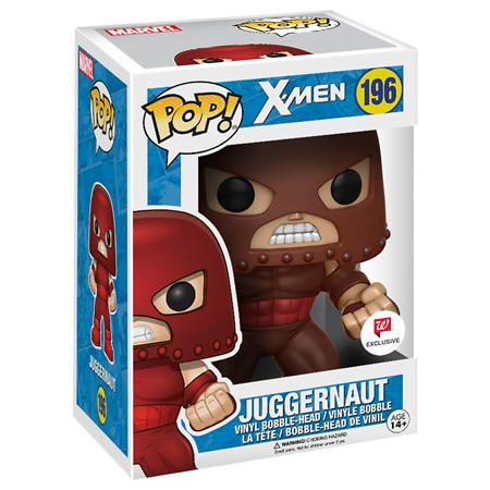 Funko POP! Marvel: X-men - Juggernaut - 1 ea