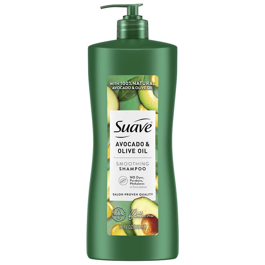 f03538299c6b Suave Professionals Smoothing Shampoo Avocado + Olive Oil | Walgreens