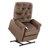 Mega Motion Classica Lift Chair Chocolate