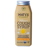 Maty's Organic Cough Syrup For Children