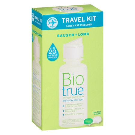 Biotrue Travel Pack - 2 oz.