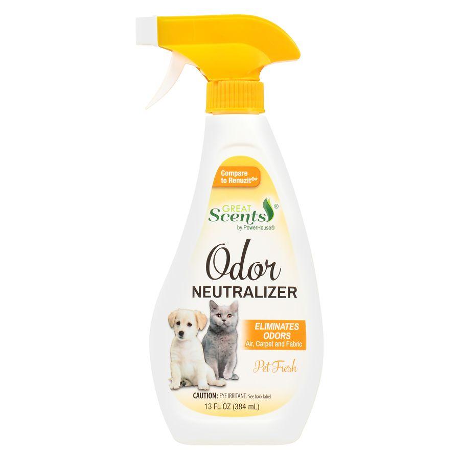 Great Scents Pet Odor Neutralizer Pet Fresh13.0 oz
