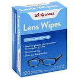 Walgreens Lens Cleaning Wipes
