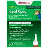 Walgreens Children's Nasal Spray