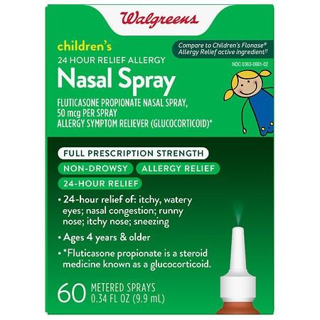 Walgreens Children's Nasal Spray - 0.34 oz.