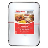 Jiffy-Foil Oblong Pans With Lids
