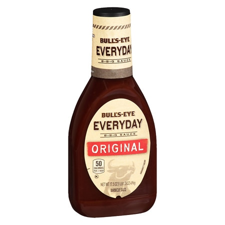 Bulls Eye Everyday BBQ Sauce Original - 17.5 oz.