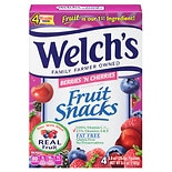 Welch's Fruit Snacks Berries & Cherries