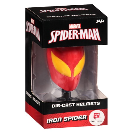 Marvel Die Cast Helmet Assortment - 1 ea