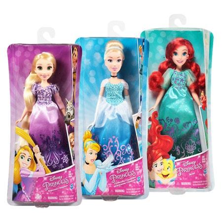 Disney Princess Fashion Doll 12 Inches Assortment - 1 ea
